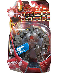 HASBRO 映画版 IRON MAN SERIES 1 IRON MONGER [RED]